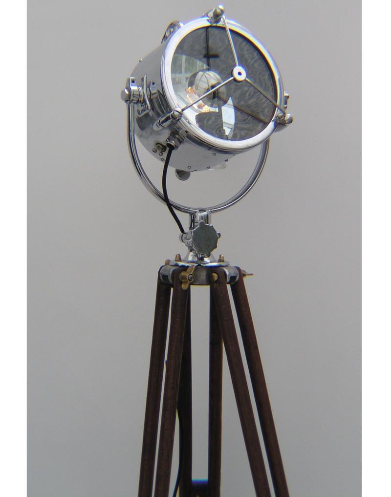 Vintage Searchlight Gp Light Amp More