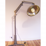 scialytique,lamp,articulated,BBT,hydraulic,arm,philips,1940s,gp light and more