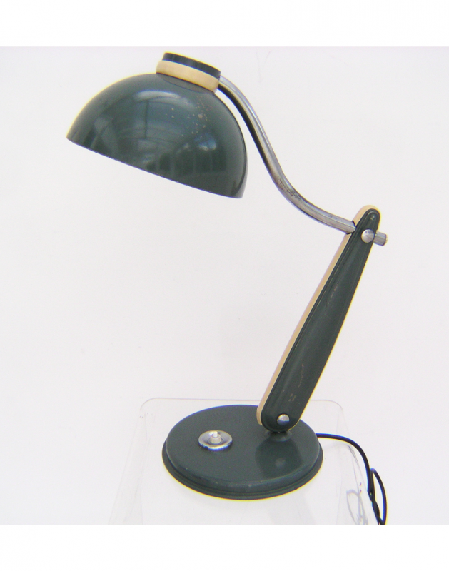 1940's French desk Lamp (1)