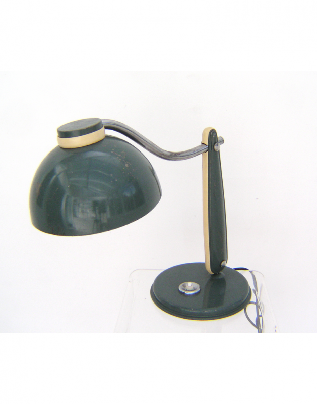 1940's French desk Lamp (2)