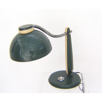 1940s french desk lamp