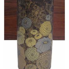 Floral Gold Vase (1)