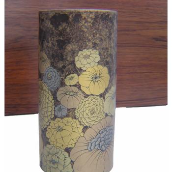 Rosenthal, alain le foll, vase, gold, germany