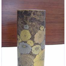 Floral Gold Vase (3)