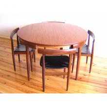 Hans Olsen Dining Table  (14)