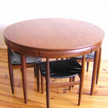 Hans Olsen Dining Table  (16)