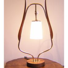 Lyre Lamp (1)