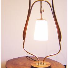 Lyre Lamp (2)