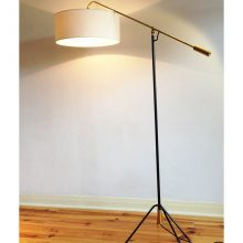 1950s conterbalance french lamp (1)