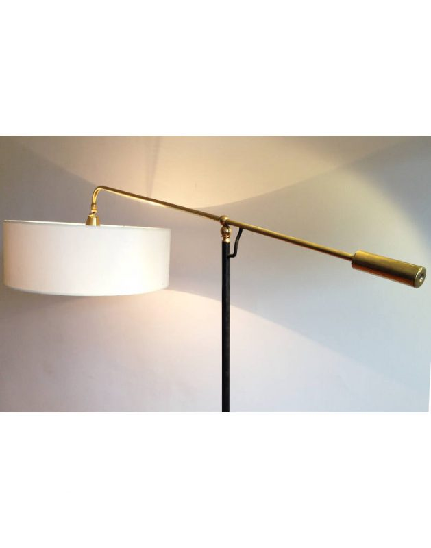 1950s conterbalance french lamp (14)