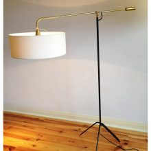 1950s conterbalance french lamp (5)