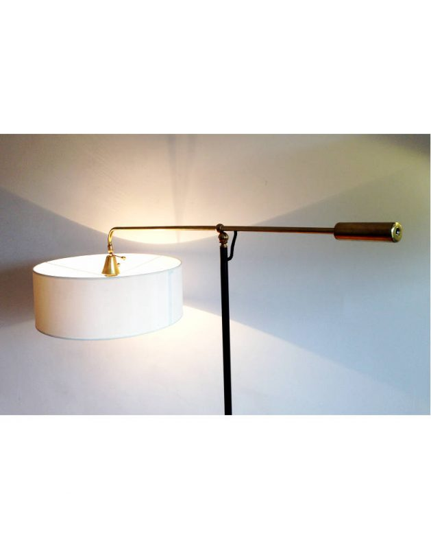 1950s conterbalance french lamp (7)