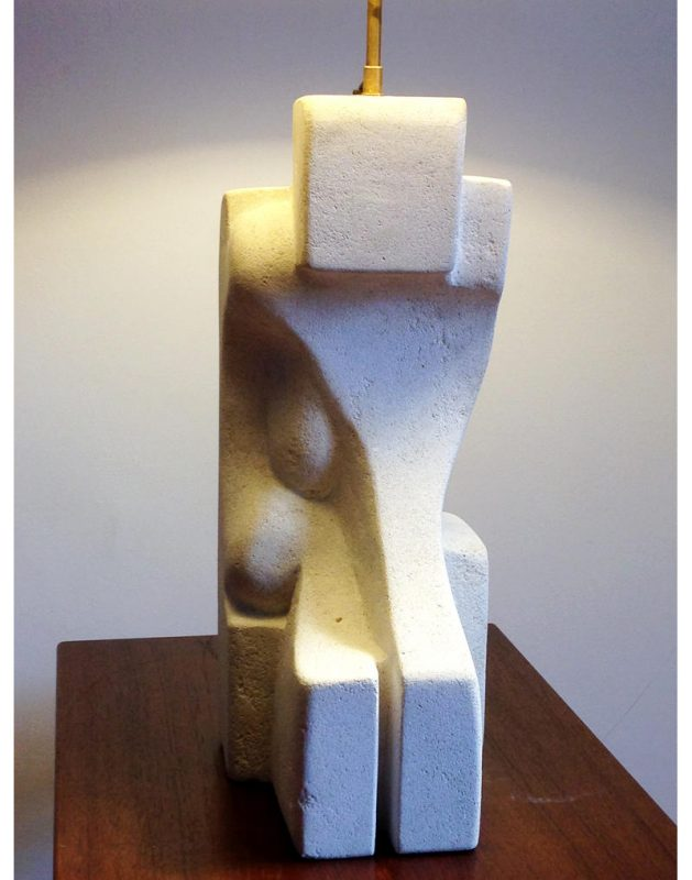 sculpture stone lamp (10)