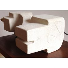 sculpture stone lamp (16)