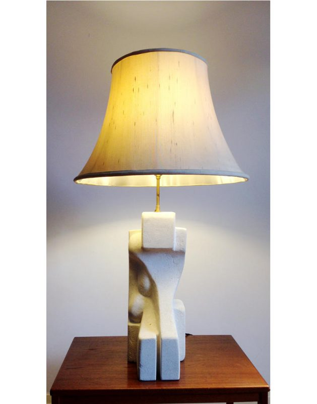 sculpture stone lamp (2)