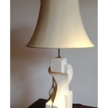 sculpture stone lamp (4)
