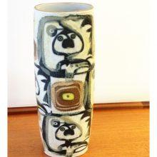 johanne gerber royal copenhagen danish vase (4)