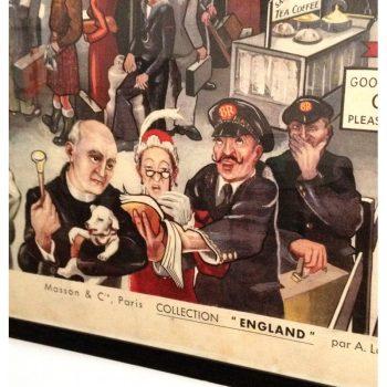 1950s-french-poster-railway-station-a laffray-et-h kerst-masson-&-cie-paris