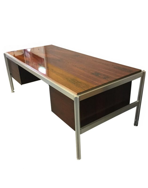 Executive desk george ciancimino for mobilier international (16)