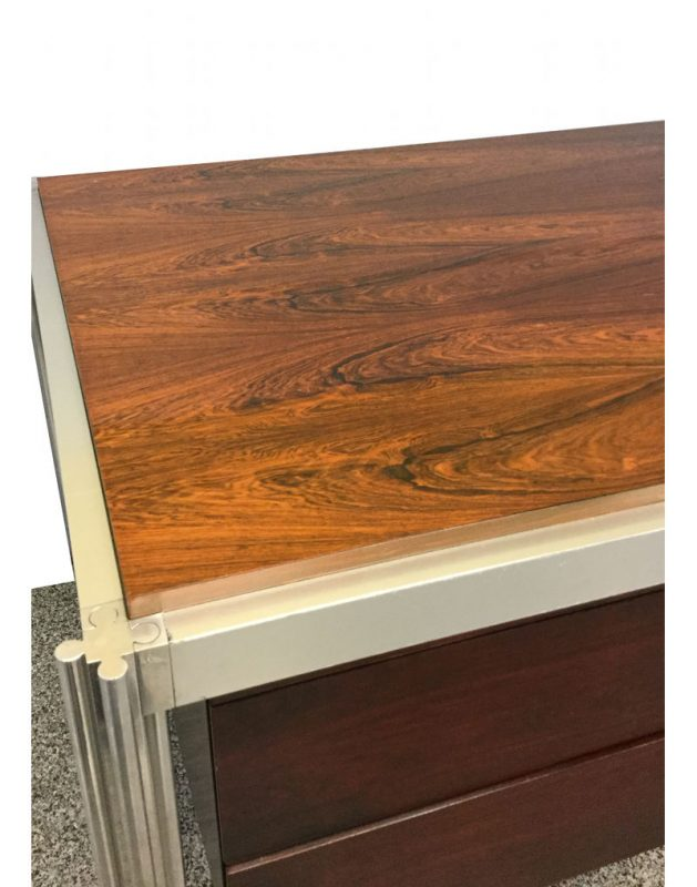 Executive desk george ciancimino for mobilier international (3)