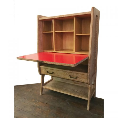 1950s desk french secretraire (2)