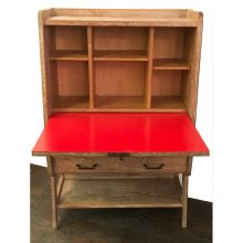 1950s desk french secretraire (7)
