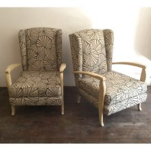 1940s french art deco armchairs (6)