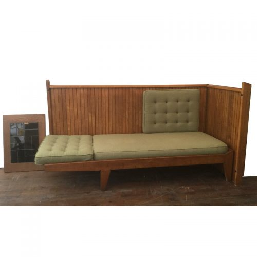 1960s guillerme et chambron daybed banquette (12)