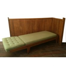 1960s guillerme et chambron daybed banquette (2)