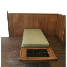 1960s guillerme et chambron daybed banquette (3)