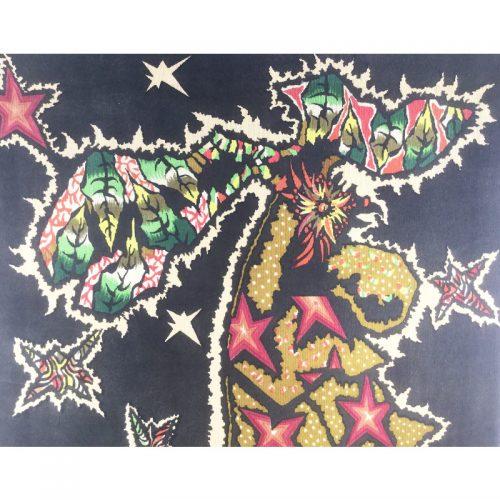 jean lurçat tapestry la fanfare (11)