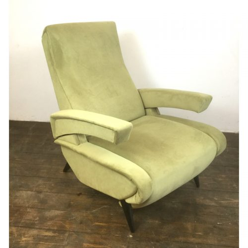 1950s erton french reclining armchair (16)
