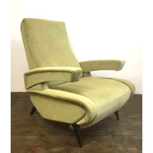1950s erton french reclining armchair (3)
