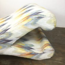 lounge chair longue chaise missoni fabric (14)