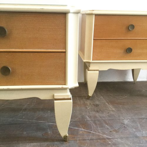 1940s french bed side tables (4)
