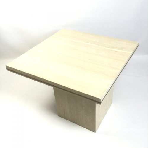 1970s travertine coffee table style willy rizzo (12)