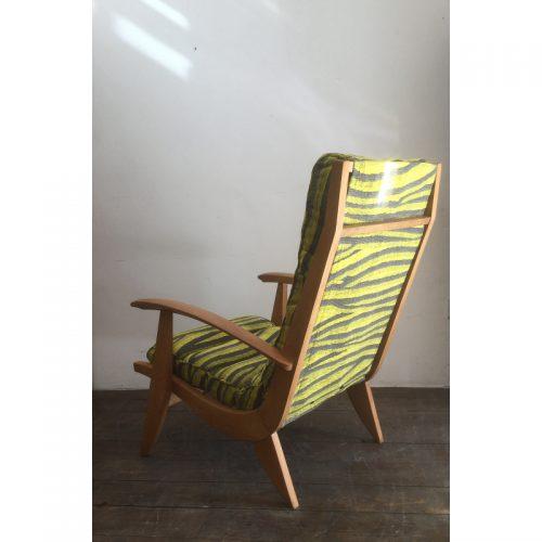 1950s armchair fauteuil free span model FS123 (11)