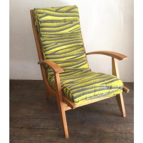 1950s armchair fauteuil free span model FS123 (14)