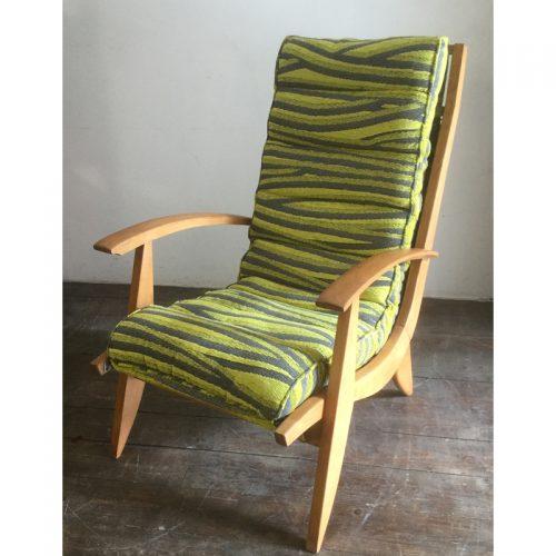 1950s armchair fauteuil free span model FS123 (4)