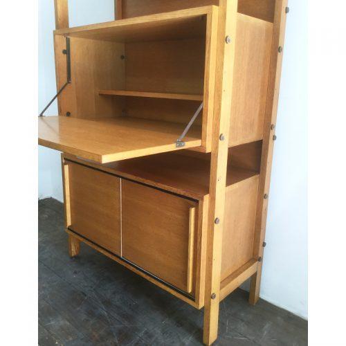 claude vassal les magasins pilotes secrétaire desk bookshelves (12)