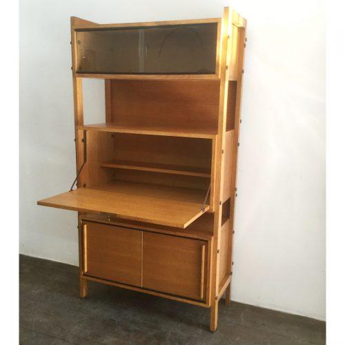 claude vassal les magasins pilotes secrétaire desk bookshelves (16)