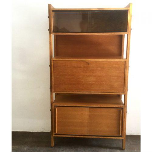 claude vassal les magasins pilotes secrétaire desk bookshelves (19)