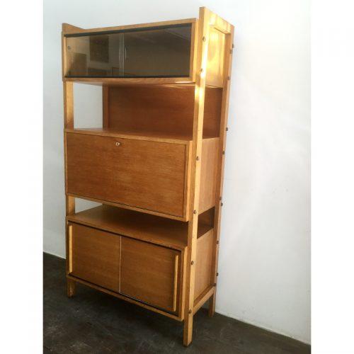 claude vassal les magasins pilotes secrétaire desk bookshelves (4)