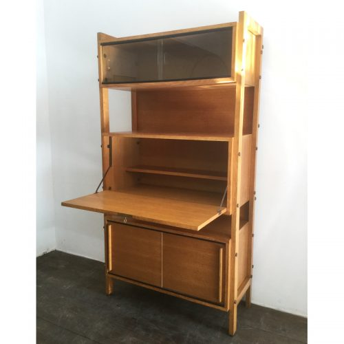claude vassal les magasins pilotes secrétaire desk bookshelves (7)