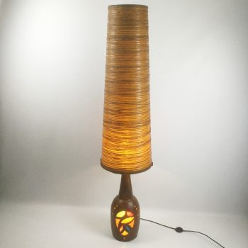 accolay-floor-lamp-terracotta-pottery-resin-la puisaye-france-1960s