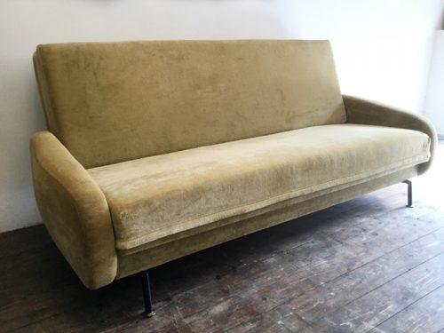 1950s pierre guariche sofa bed troïka (1)