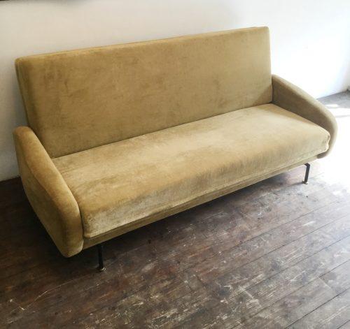 1950s pierre guariche sofa bed troïka (4)