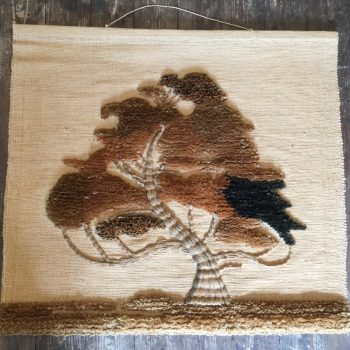 don freedman-tapestry-macrame-textile-art-woven-1970s-hanging
