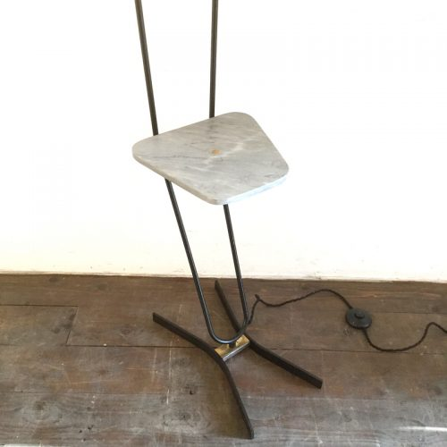 1950s french floor lamp marble table 1 (15)
