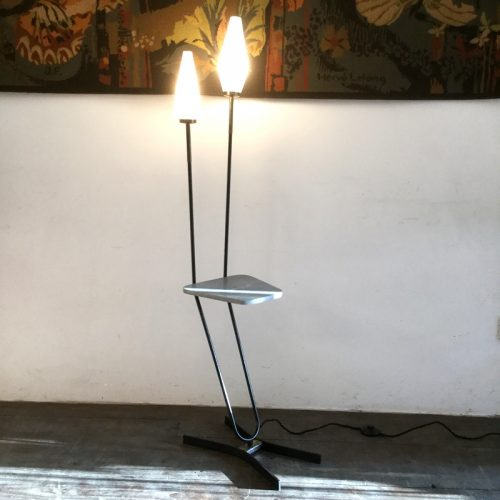 1950s french floor lamp marble table 1 (6)